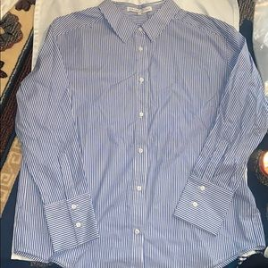 NWOT english factory button up